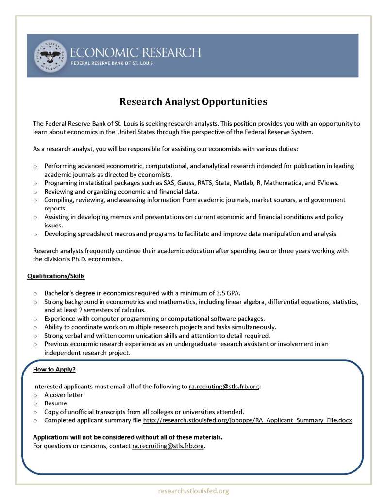 FRB-STL_Research_Analyst_Flyer