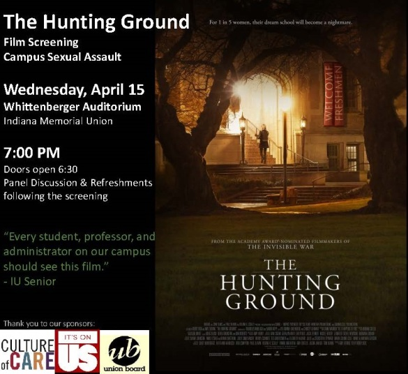 Hunting Ground PDF