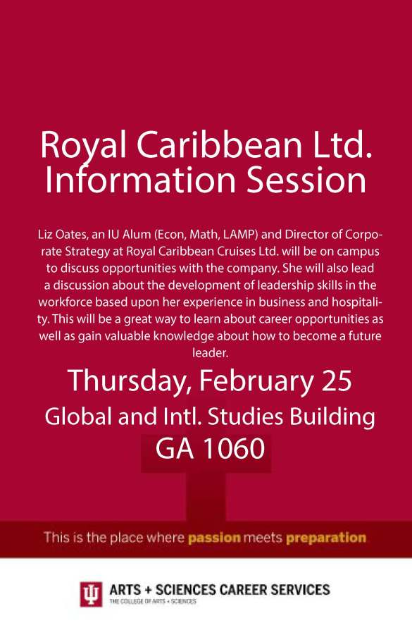 Royal Caribbean Poster